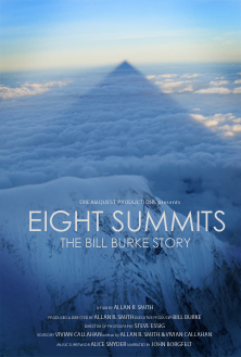 Click for Larger Image of Eight Summits - The Bill Burke Story Movie Poster